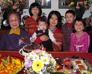 great-grandkids